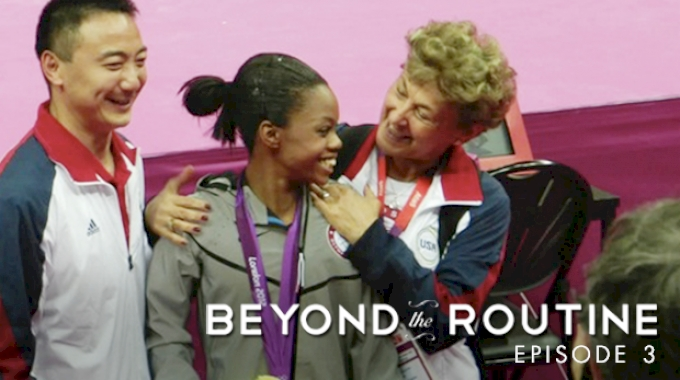 Beyond The Routine: Gabby Douglas (Episode 3)