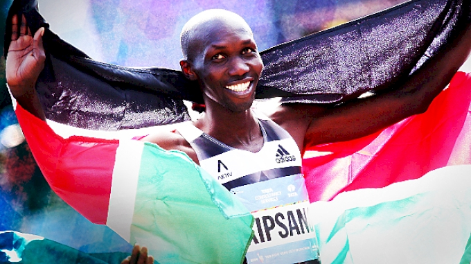 picture of DRIVEN: Wilson Kipsang