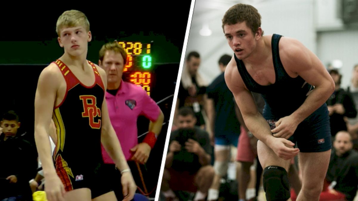 #1 Brady Berge, #2 Shane Griffith To Battle At Who's #1