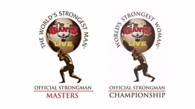 World's Strongest Man Masters & World's