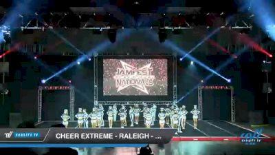 Cheer Extreme - Raleigh - Smoex [2021 L6 Senior Coed - Medium Day 2] 2021 JAMfest Cheer Super Nationals