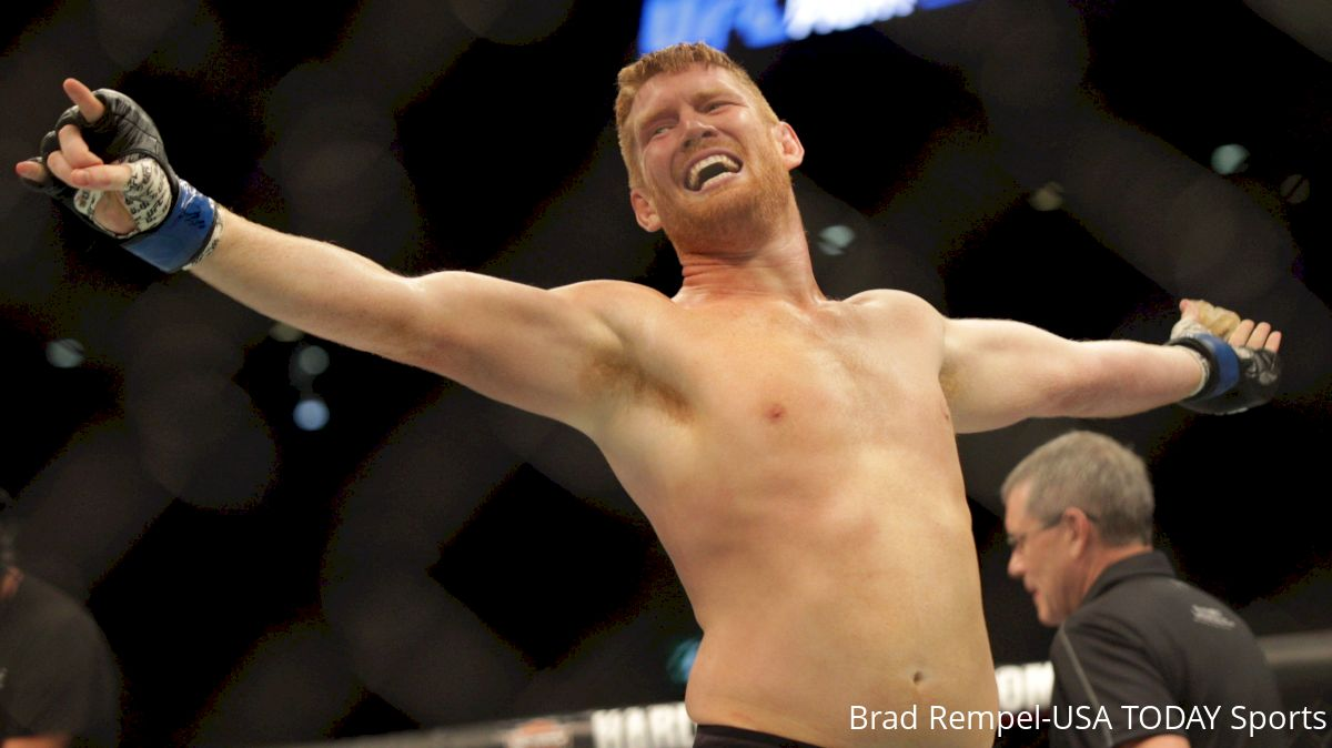 Sam Alvey Strongly Against Formation of a Fighters Union