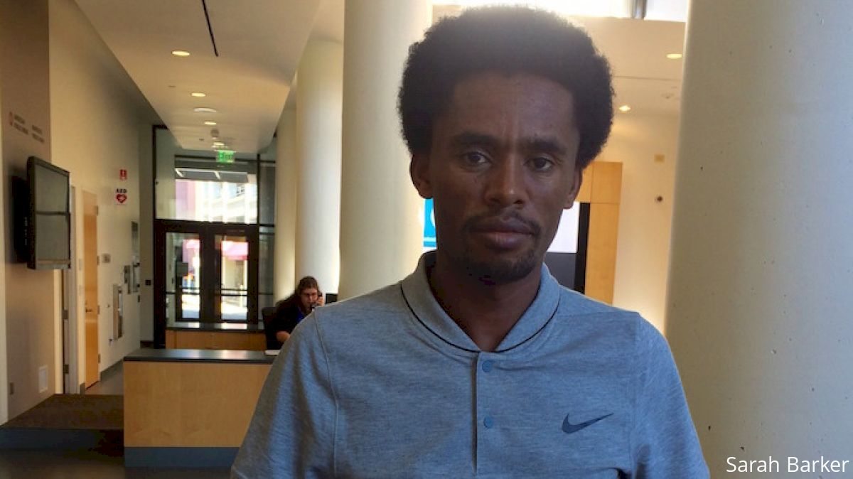 Speak Out Or Die: Feyisa Lilesa Can't Quit Fighting Ethiopian Government