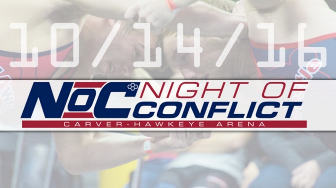 picture of 2016 Night of Conflict