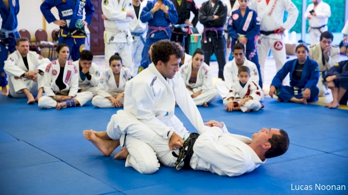 15min Master Class With Roger Gracie