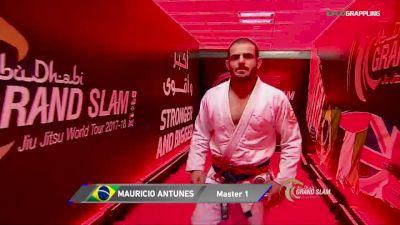 Mauricio Antunes vs Adriano Lima 2018 Abu Dhabi Grand Slam