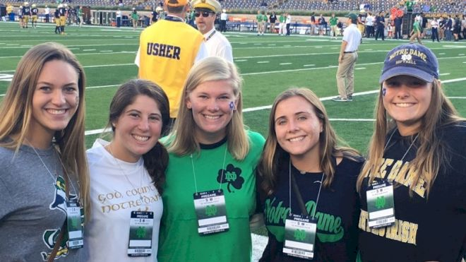 Campus Clicks: Visit Notre Dame with Alexis Holloway