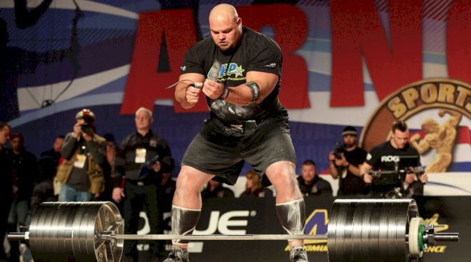 Brian Shaw to Compete at America's Strongest Man