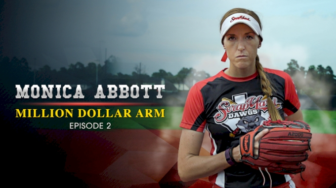 Monica Abbott: Million Dollar Arm Episode 2