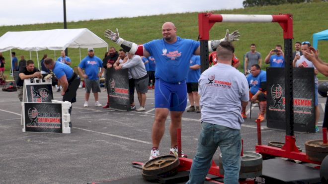 Brian Shaw Is America's Strongest Man!