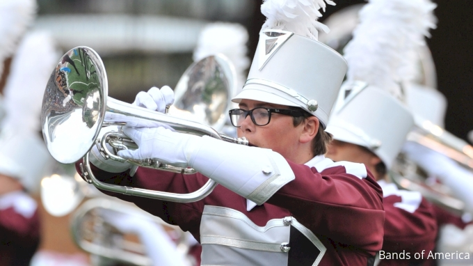 picture of 2016 Bands of America Regional at Winston-Salem, presented by Yamaha