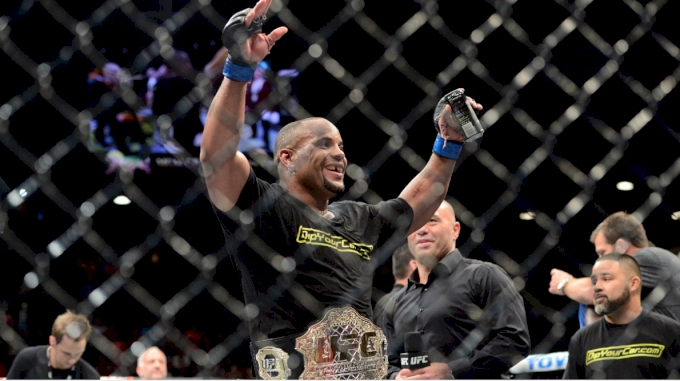 picture of Daniel Cormier: The Champion