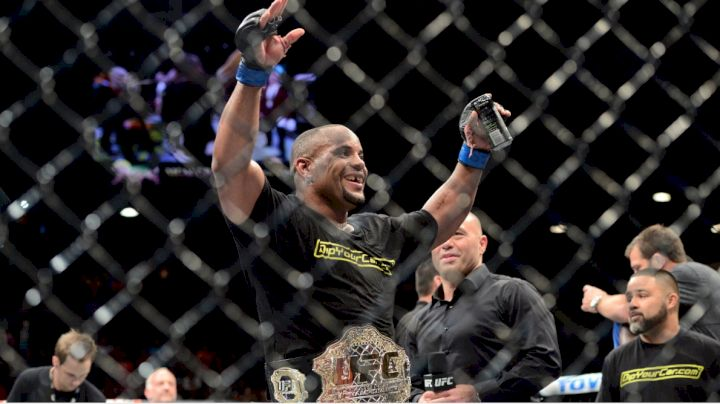 Daniel Cormier: The Champion
