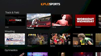 FloSports Announces Launch of OTT Apps on Roku and Apple TV