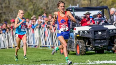 Women's 6k, Final - Championship Race, Brenna Peloquin Takes Down Loaded Field