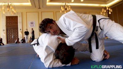Gregor Gracie Jiu-Jitsu Technique: Collar Choke From Turtle Position
