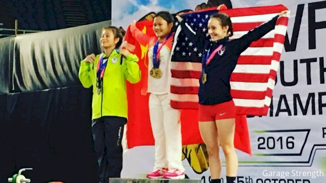 Hayley Reichardt Takes Bronze At Youth Worlds!