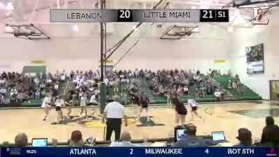 Replay: Lebanon vs Little Miami | Oct 12 @ 6 PM