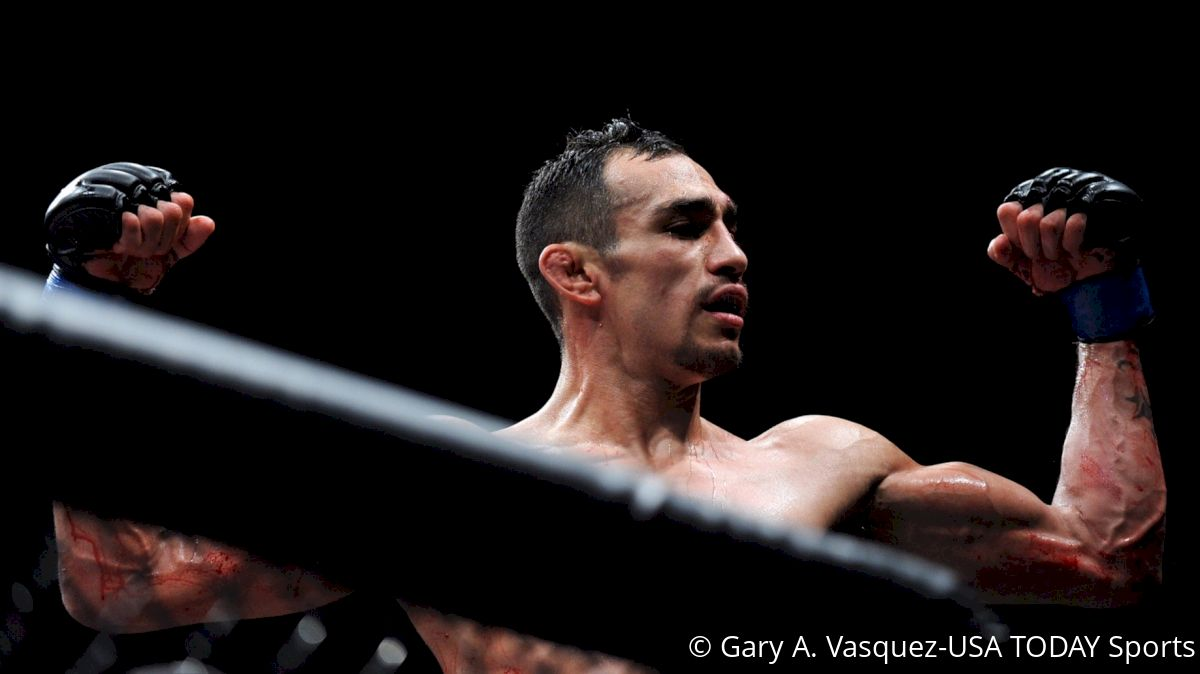 UFC 216: 'Sexy And Fuc*ing Amazing' Tony Ferguson Ready To Wreck Kevin Lee