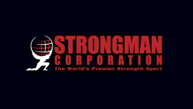 Strongman Nationals