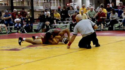 ISU Wrestle Offs