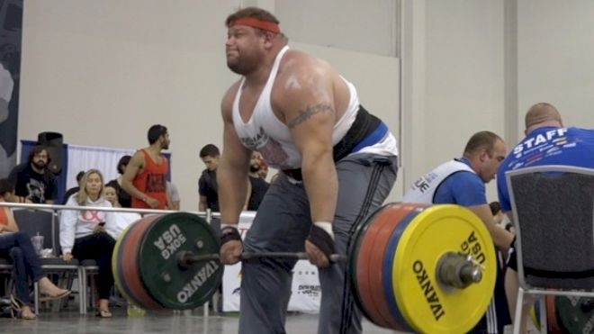 Luke Herrick Is Ready To Qualify For World's Strongest Man