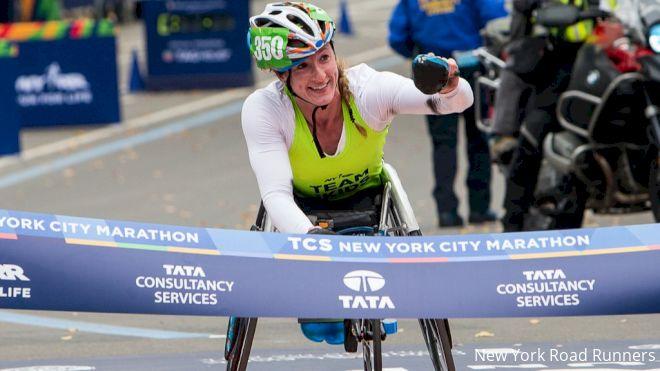 NYC Marathon Could See Tatyana McFadden Cap 2016 In Historic Fashion