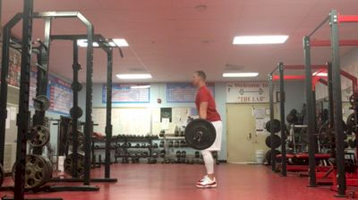 Fitness Friday: The High Pull With Micah Kurtz