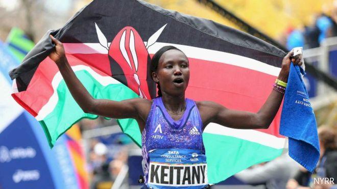 Tactics Key For Mary Keitany's Pursuit Of 3rd Straight NYC Marathon Win