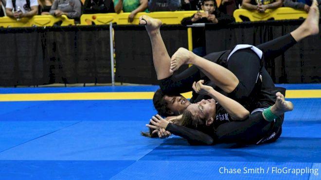 No-Gi Worlds Weirdest Jiu-Jitsu Tournament In A While