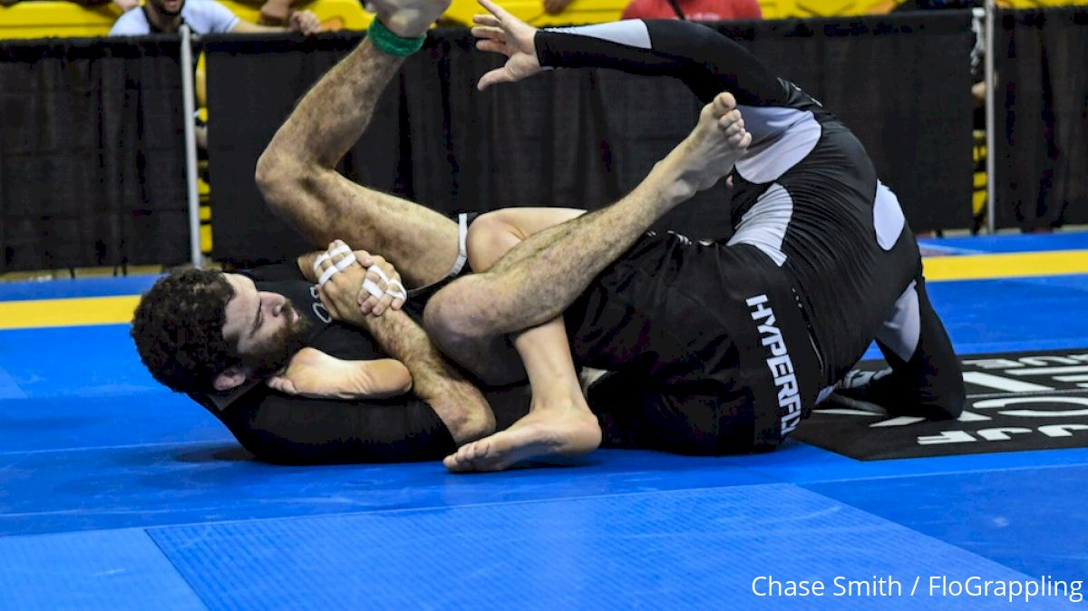 No-Gi Worlds Absolute Finals: Santana vs Simoes, Correa vs Jesus