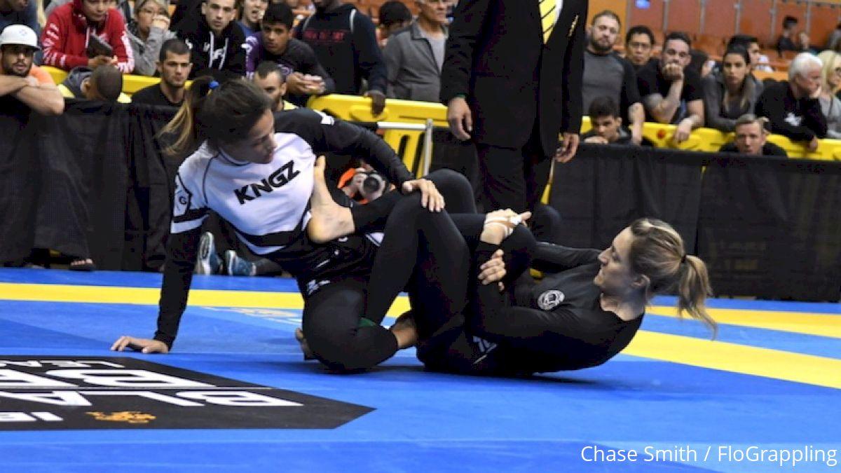 IBJJF No-Gi World Jiu-Jitsu Championships: Links To Videos Of All Finals