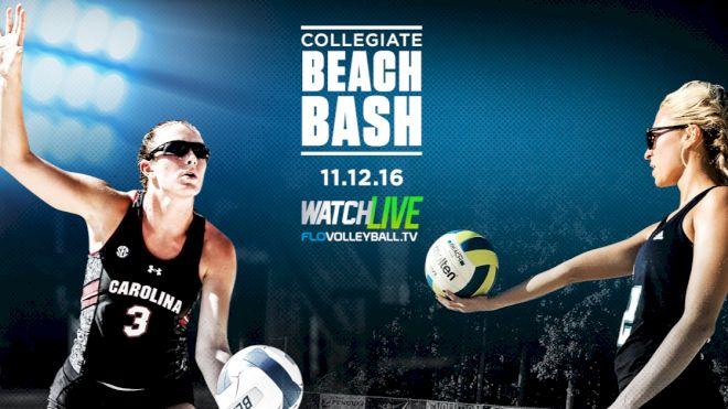 2016 Collegiate Beach Bash