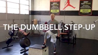Fitness Friday: The Dumbbell Step-Up With Micah Kurtz and Bryan Meagher