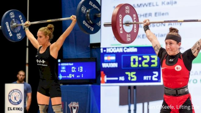 Medals and University Records For Team USA After Day 1 Of University Worlds