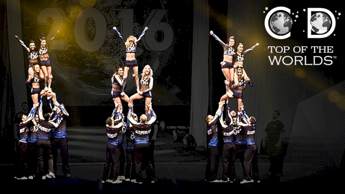 Top of the Worlds: Lvl 6 Large Int Open Coed