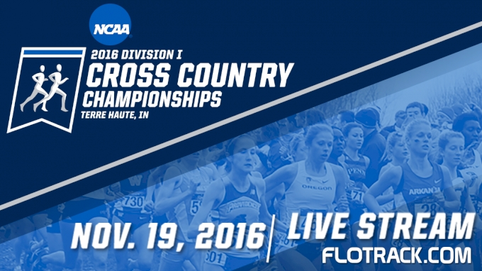 picture of 2016 DI NCAA XC Championships