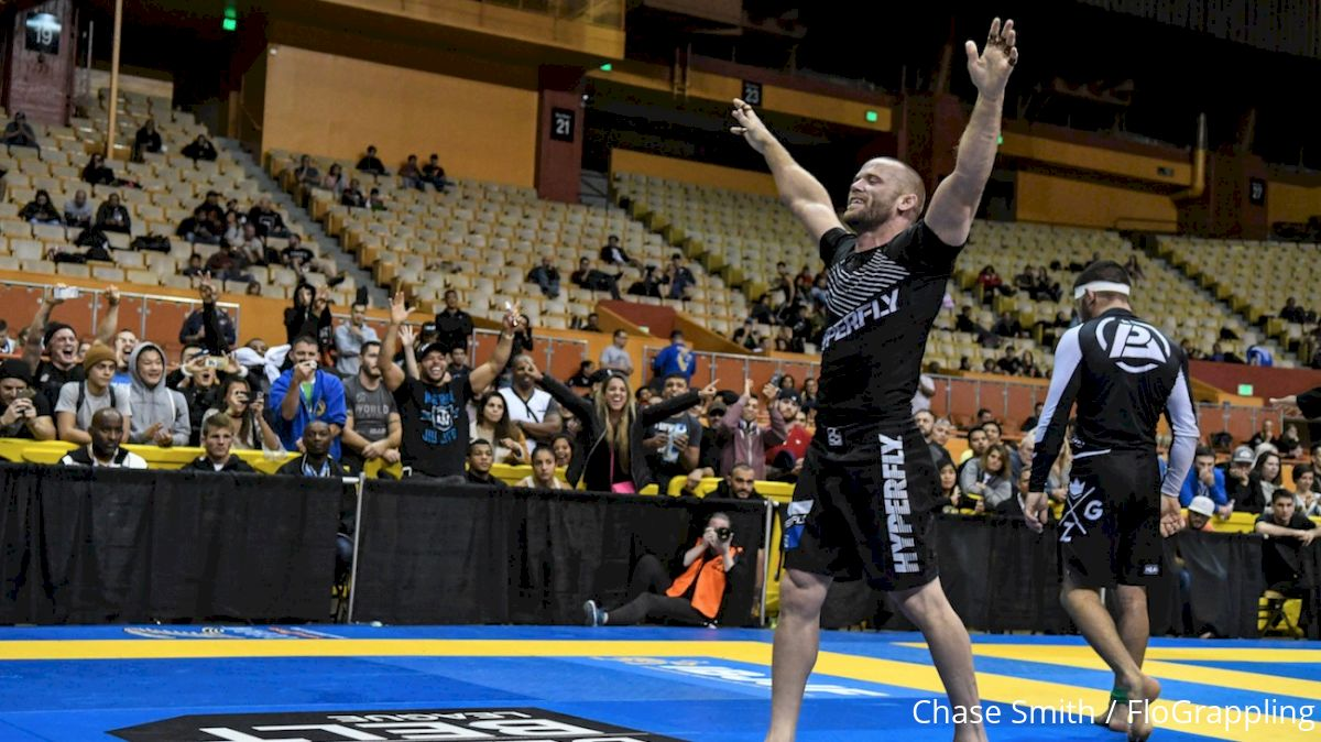 He Almost Didn't Compete: Josh Hinger Reflects On First IBJJF World Title
