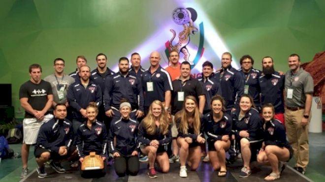 Team USA Takes Silver At FISU University World Championships