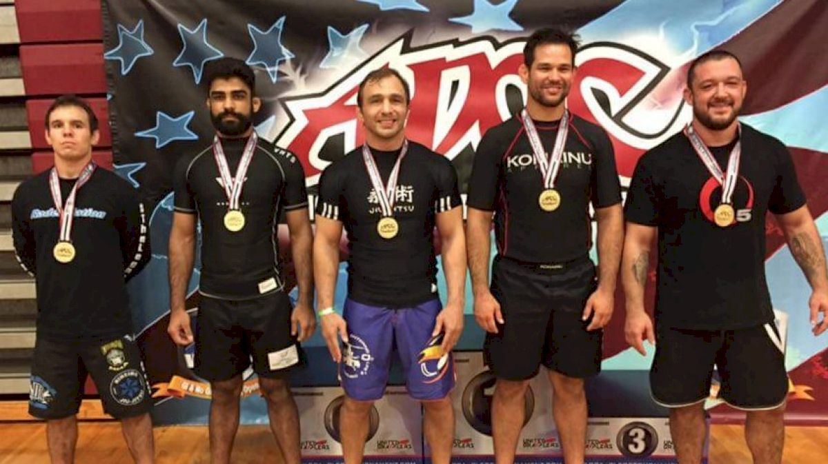 All Finals Matches From ADCC North American Trials