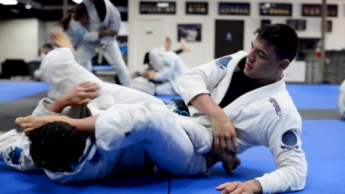 Michael Liera Jr. On Getting The Blackbelt