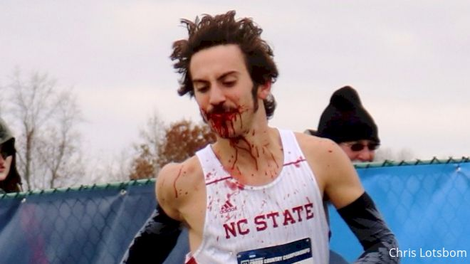 Eli Moskowitz Was Kicked In The Face And Still Beat 8 People At NCAAs