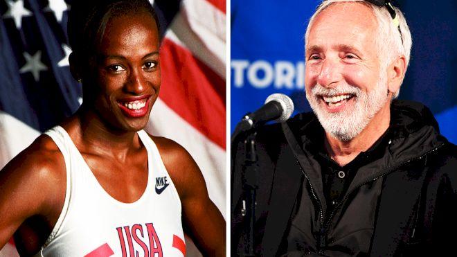 Interview: USATF Presidential Candidates Vin Lananna, Jackie Joyner-Kersee