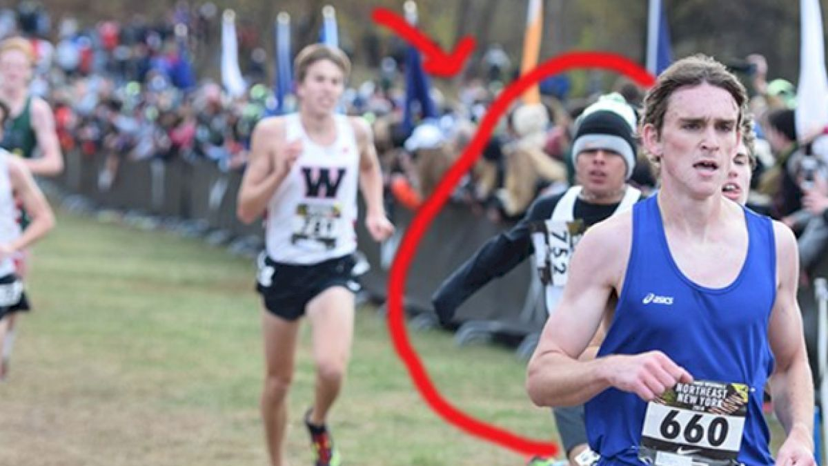 Even The Teens Are Getting Into Cheating At Races These Days