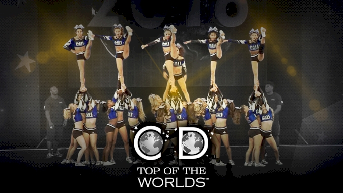 Top of the Worlds: Int Open All Girl L5
