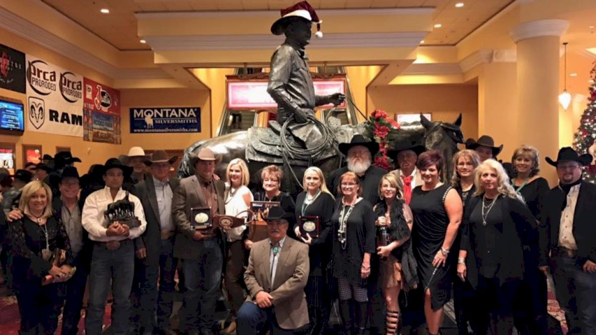 2016 Prca End Of Year Award Recipients
