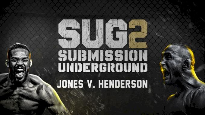 picture of Submission Underground 2 (SUG 2): Jon Jones vs. Dan Henderson