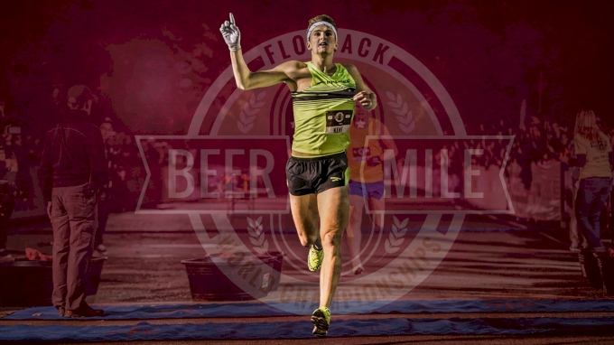 picture of 2016 FloTrack Beer Mile World Championships