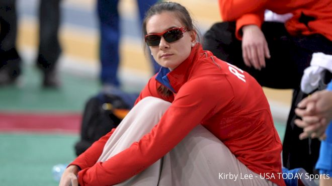 Yelena Isinbayeva Will Head Russian Anti-Doping