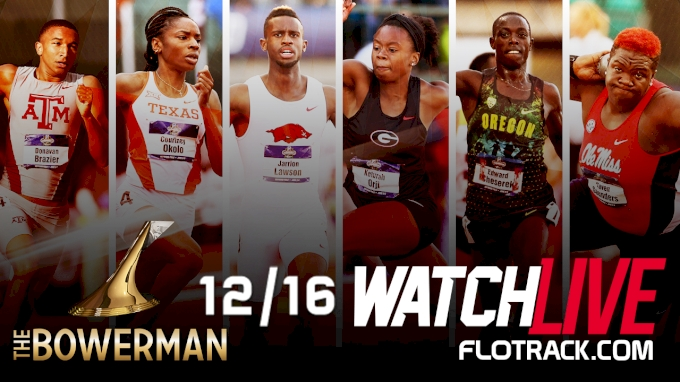 picture of 2016 The Bowerman Award Ceremony